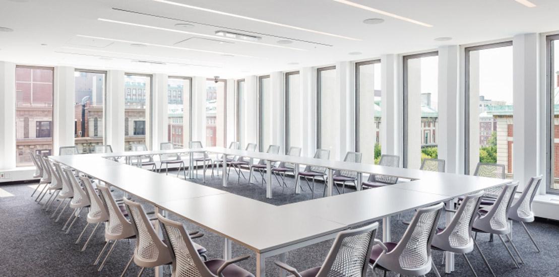 Climatisation salle de réunion